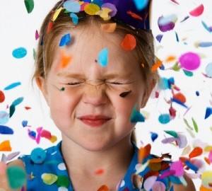 изненада за рожден ден за дете