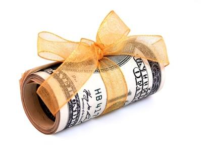 стилно опаковане на пари