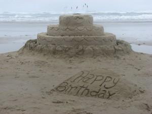 торта от пясък