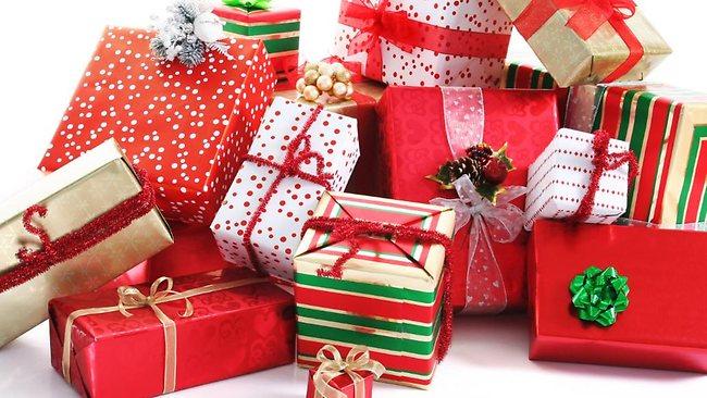 коледни изненади и подаръци