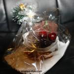 шоколадова мъфина от хавлия
